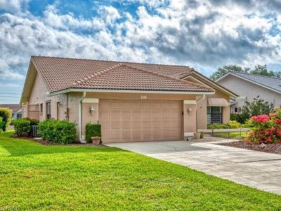 Naples Single Family Home For Sale: 421 Kings Way