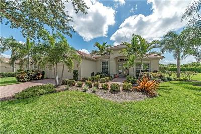 Fort Myers Single Family Home For Sale: 16113 Coco Hammock Way