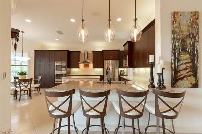 Naples Single Family Home For Sale: 3407 Atlantic Cir