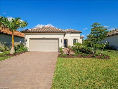 Single Family Home For Sale: 9626 Campanile Cir