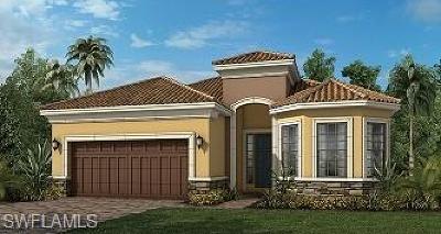 Single Family Home For Sale: 9622 Campanile Cir