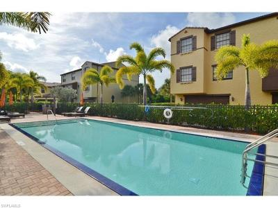 Lely Resort Condo/Townhouse For Sale: 8997 Cambria Cir #20-2