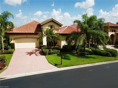 Estero Single Family Home For Sale: 12524 Grandezza Cir
