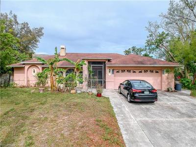 Cape Coral Single Family Home For Sale: 805 SW 15th Ave
