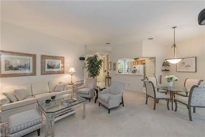 Bonita Springs Condo/Townhouse For Sale: 25140 Sandpiper Greens Ct #201