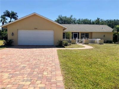 Bonita Springs Single Family Home For Sale: 28345 Tasca Dr