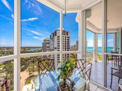 Condo/Townhouse For Sale: 4255 N Gulf Shore Blvd #1203