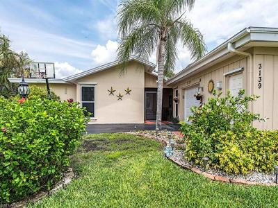 Naples Single Family Home For Sale: 3139 Boca Ciega Dr #B-15
