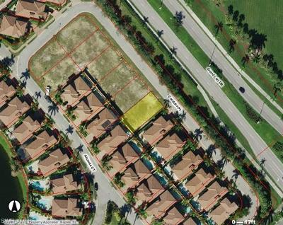 Naples Residential Lots & Land For Sale: 7980 Cordoba Pl
