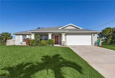 Cape Coral Single Family Home For Sale: 4146 NW 38th Pl