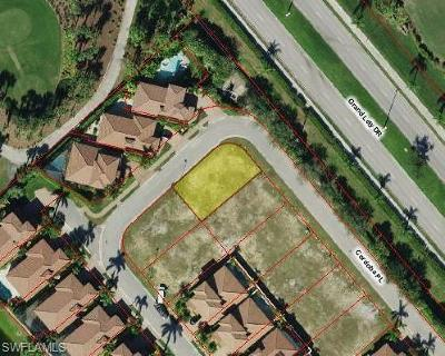 Naples Residential Lots & Land For Sale: 7956 Cordoba Pl