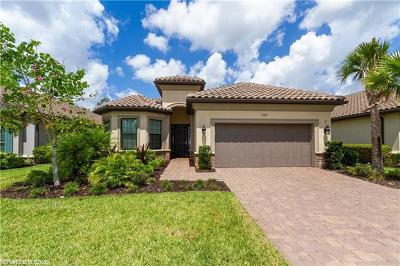Single Family Home For Sale: 8851 Vaccaro Ct