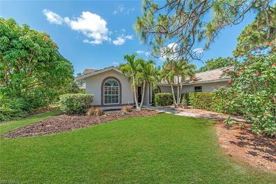 Bonita Springs Single Family Home For Sale: 11181 San Sebastian Ln