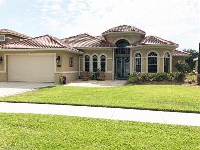 Naples Single Family Home For Sale: 14747 Indigo Lakes Cir