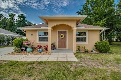 Bonita Springs Single Family Home For Sale: 10160 Carolina St