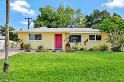 Fort Myers Single Family Home For Sale: 1355 Sirocco St