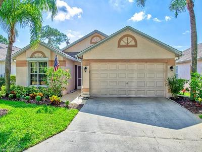 Bonita Springs Single Family Home For Sale: 25261 Fairway Dunes Ct