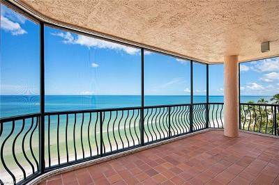 Naples Condo/Townhouse For Sale: 1221 N Gulf Shore Blvd #802