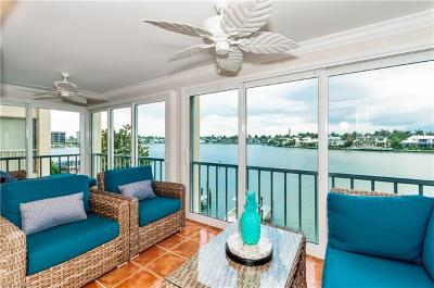 Moorings Condo/Townhouse For Sale: 2600 N Gulf Shore Blvd #33