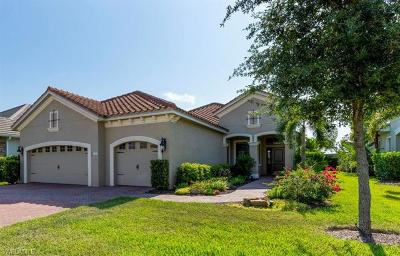 Estero Single Family Home For Sale: 21263 Estero Vista Ct