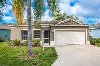 Estero Single Family Home For Sale: 10720 San Tropez Cir
