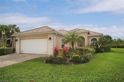 Naples Single Family Home For Sale: 2286 W Heydon Cir