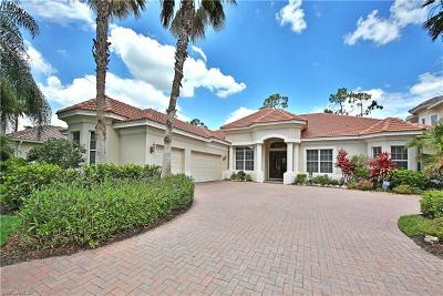 Naples Single Family Home For Sale: 7551 Treeline Dr