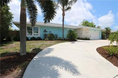 Marco Island Single Family Home For Sale: 1161 N Collier Blvd