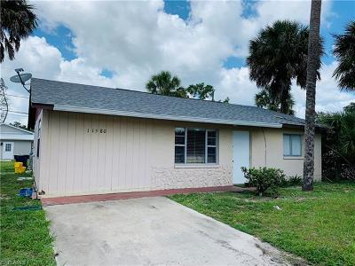 Bonita Springs Single Family Home For Sale: 11580 SE Bonita Beach Rd