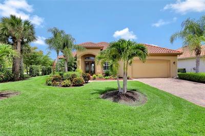 Naples Single Family Home For Sale: 9711 Nickel Ridge Cir