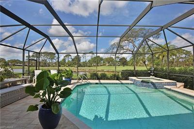 Naples Single Family Home For Sale: 248 E Edgemere Way