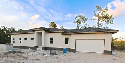 Naples Single Family Home For Sale: 710 Soll St
