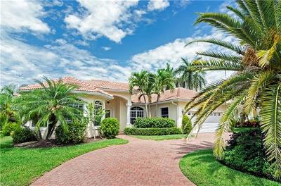 Bonita Springs Single Family Home For Sale: 28420 Sombrero Dr