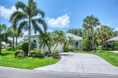Fort Myers Single Family Home For Sale: 12264 Championship Cir