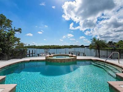 Marco Island, Naples Single Family Home For Sale: 3861 Gordon Dr