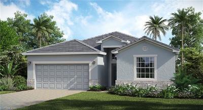 Fort Myers Single Family Home For Sale: 4154 Lemongrass Dr