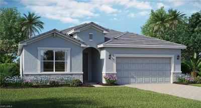 Fort Myers Single Family Home For Sale: 4119 Lemongrass Dr