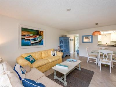 Marco Island Condo/Townhouse For Sale: 87 N Collier Blvd #N4