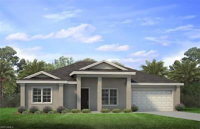 Cape Coral Single Family Home For Sale: 1734 SW 40th St