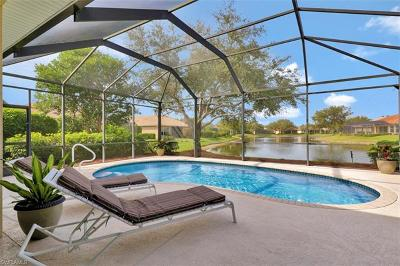 Naples Single Family Home For Sale: 6719 Crowned Eagle Ln