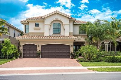 Naples Single Family Home For Sale: 13768 Luna Dr