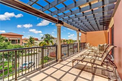 Estero Condo/Townhouse For Sale: 23151 Fashion Dr #205