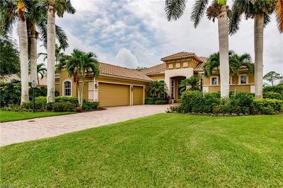Bonita Springs Single Family Home For Sale: 28585 Via D Arreza Dr