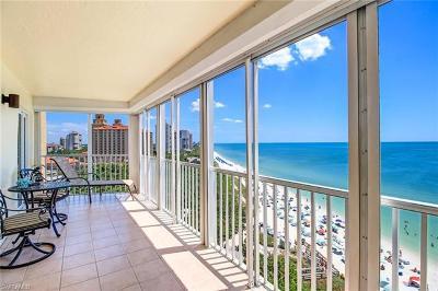 Naples Condo/Townhouse For Sale: 9051 Gulf Shore Dr #1001
