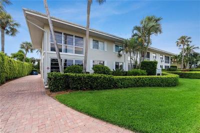 Naples Condo/Townhouse For Sale: 1550 N Gulf Shore Blvd #E8
