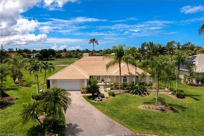 Naples Single Family Home For Sale: 2012 Prince Dr