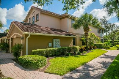 Lely Resort Condo/Townhouse For Sale: 6816 Ascot Dr #102