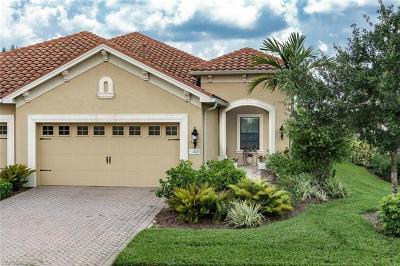 Fort Myers Single Family Home For Sale: 4429 Waterscape Ln