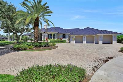 Marco Island Single Family Home For Sale: 1430 Quintara Ct