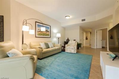 Naples Condo/Townhouse For Sale: 6686 Alden Woods Cir #101
